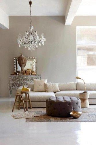 Deco Salon Blanc. Cool Deco Salon Blanc Et Bois Photo Decoration ...
