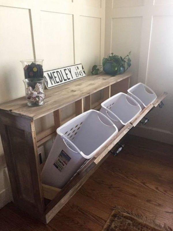 id e d coration salle de bain am nagement d 39 une buanderie au look rustique. Black Bedroom Furniture Sets. Home Design Ideas