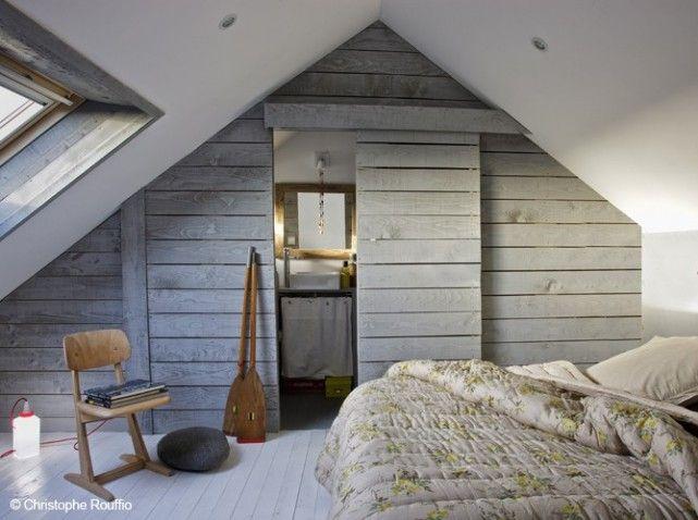 Idée décoration Salle de bain - Combles amenages chambre cosy ...
