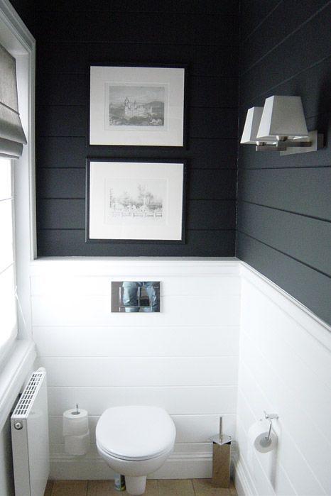 Idée décoration Salle de bain - deco toilette classe - ListSpirit ...