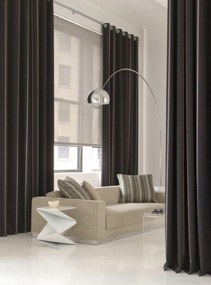 rideau store occultant awesome store enrouleur gris occultant x cm fentre rideau parevue volet. Black Bedroom Furniture Sets. Home Design Ideas
