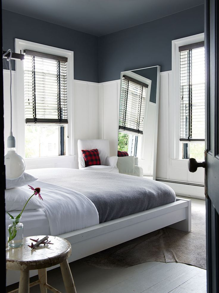 Dco Salon  Lorsquon peint un plafond la couleur peut aussi stendre en partie s