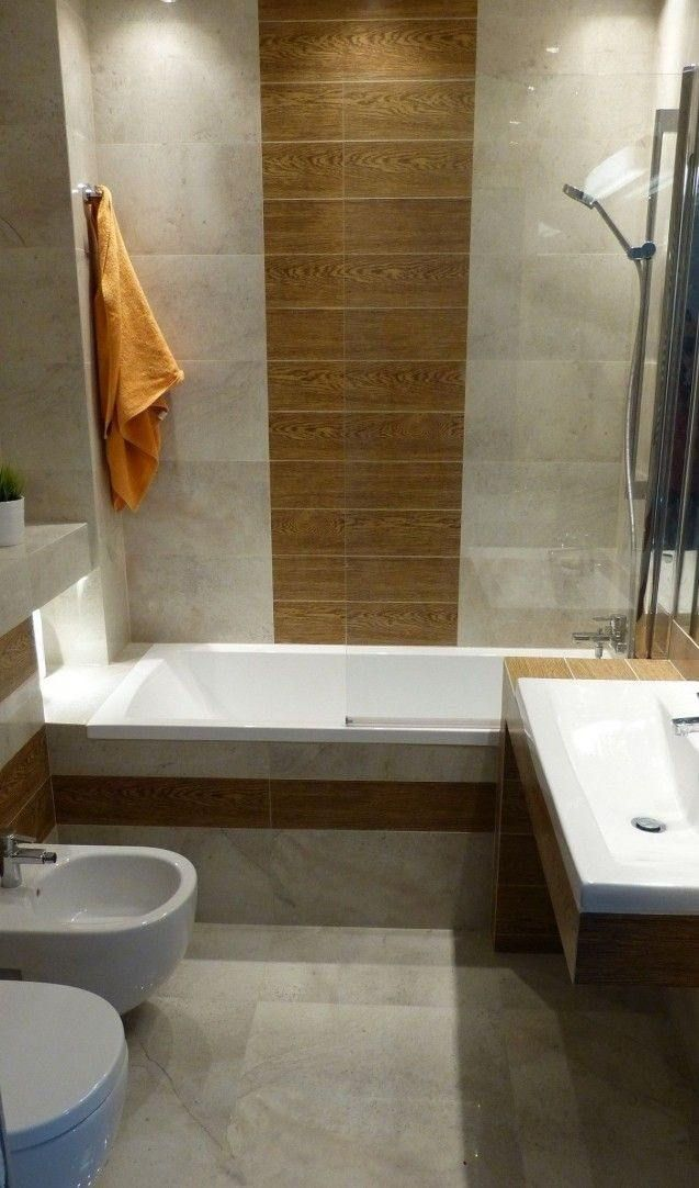 idée décoration salle de bain - carrelage-salle-bains-bois-pierre ... - Carrelage Salle De Bains Tendance