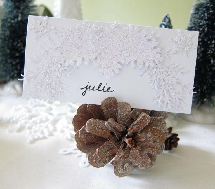 marque place pour un mariage en hiver laissez nous vous inspirer