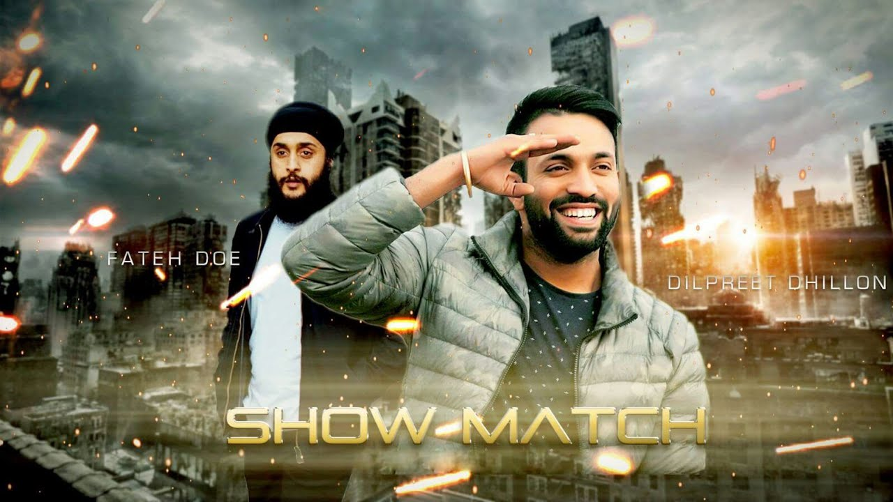 Desi Crew new song Show Match (Full Audio Song) | Dilpreet Dhillon | Latest Punjabi Song 2016 | Speed Records