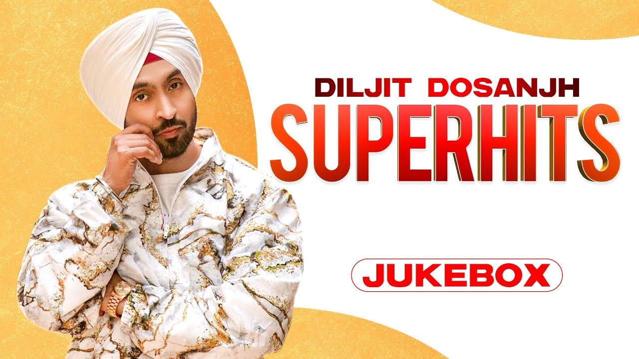 punjabi song Diljit Dosanjh Superhits|Mashup| Latest Punjabi Songs 2020 | Speed Records