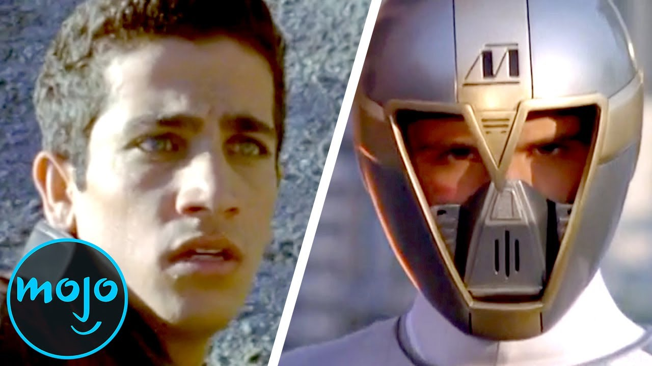 Top 10 Unexpected Power Rangers Plot Twists from listvale