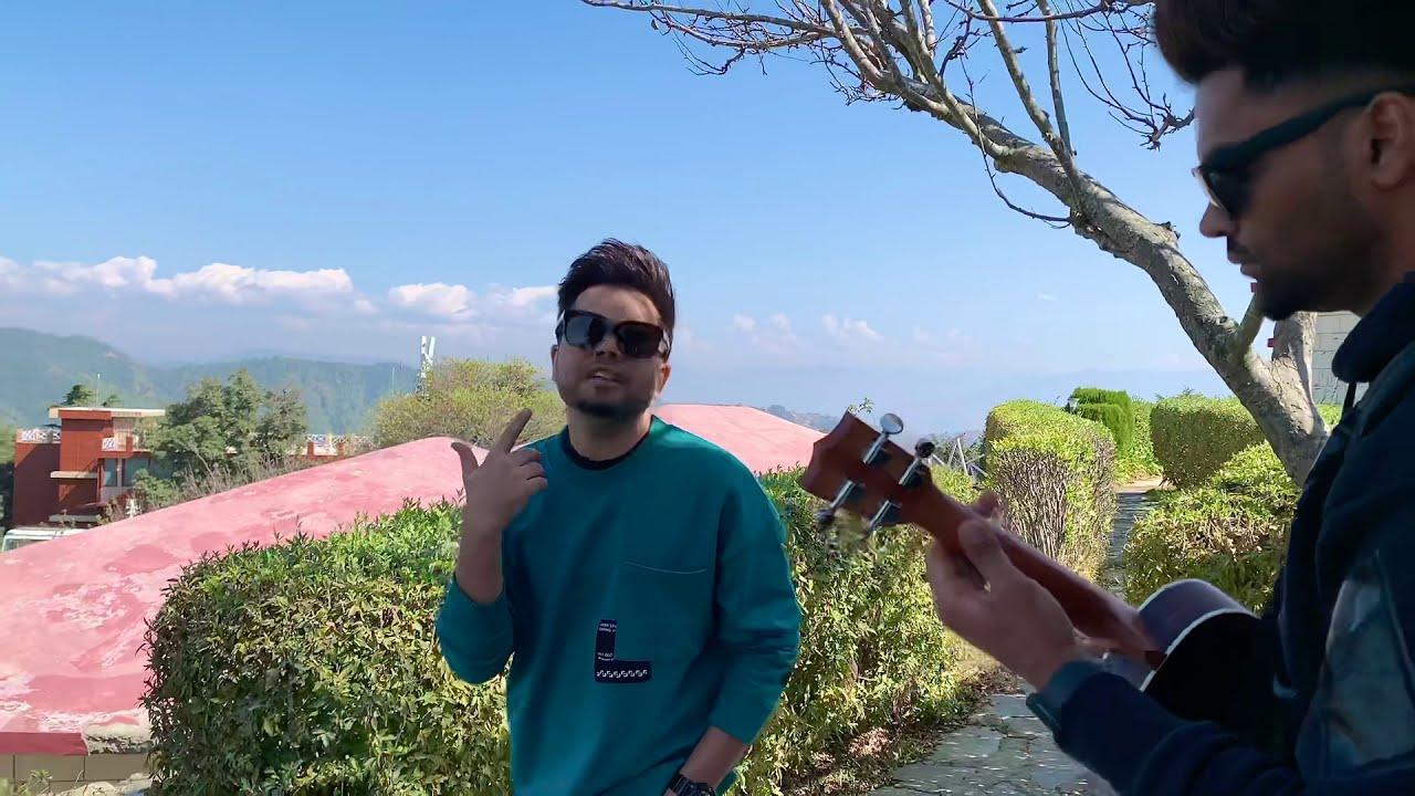 White hill music Bachalo   Akhil   Acoustic version ( Ukulele )   Latest Punjabi song 2020