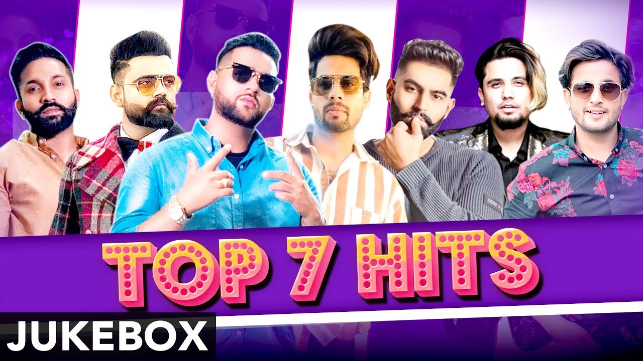 punjabi song Latest Top 7 Hits | Video Jukebox | Latest Punjabi Songs 2020 | Speed Records