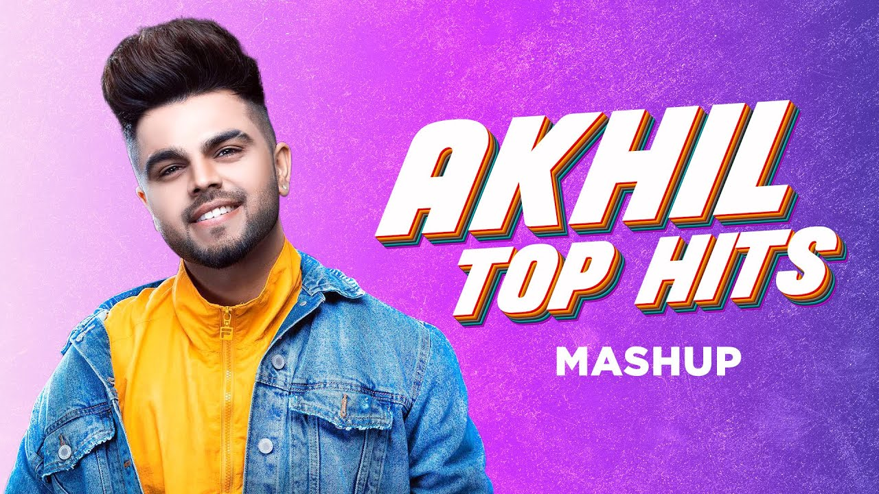punjabi song AKHIL Top Hits | Remix Mashup | Latest Punjabi Songs 2020 | Speed Records