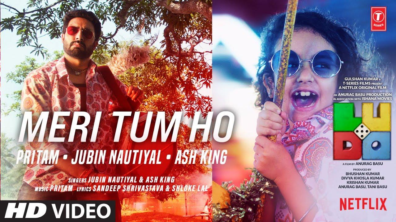 t series new song LUDO Meri Tum Ho-Abhishek, Aditya, Rajkummar, Sanya, Fatima | Pritam, Jubin, Ash K, Sandeep, Shloke