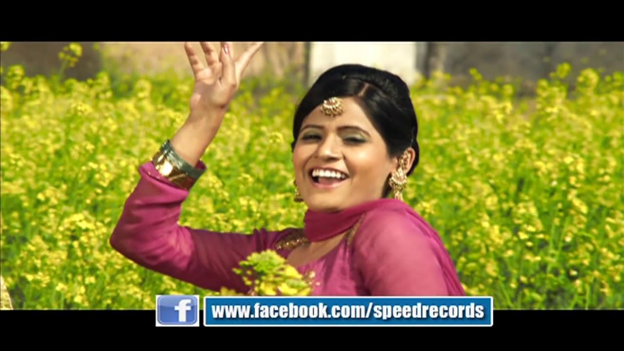 punjabi song Bai Amarjit   Miss Pooja   Teacher   Latest Punjabi Song   Speed Records