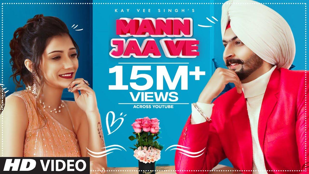haryanvi song-Mann Jaa Ve (Full Song) Kay Vee Singh Ft. Khushi Punjaban   Cheetah, Ricky Malhi   Punjabi Song 2020