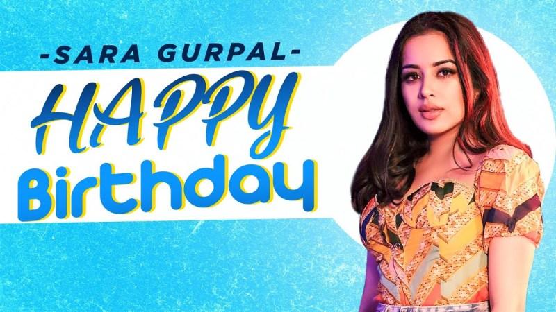haryanvi song-Birthday Wish  Sara Gurpal   Birthday Special   Latest Punjabi Songs 2020   Speed Records Haryanvi