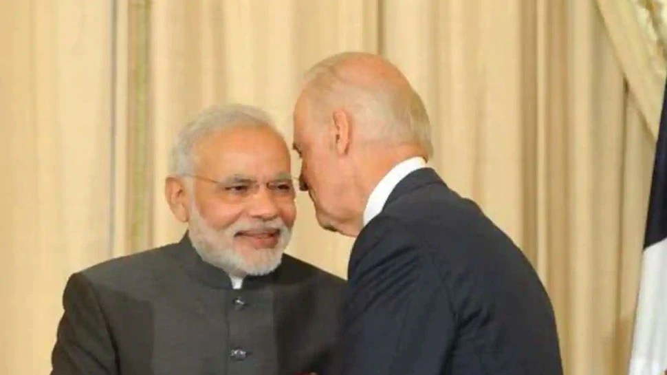 What will be the new story of Modi-Biden friendship? Or the foundation will be laid on the terms!   मोदी-बाइडेन की दोस्ती क्या लिखेगी नई कहानी? या शर्तों पर रखी जाएगी नींव!