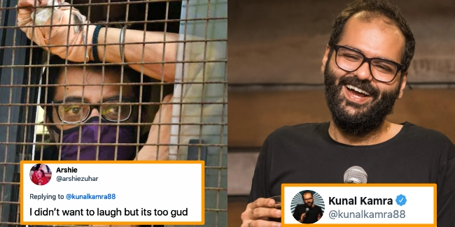 indian box office news Kunal Kamra Makes Fun of Arnab Goswami On Twitter After He Landed in Legal Trouble