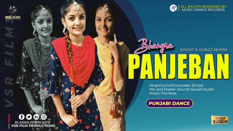 White hill music Panjeban Dance Cover | Shivjot | Punjabi Song 2020 | Punjabi Dance Song | Music Dance Records