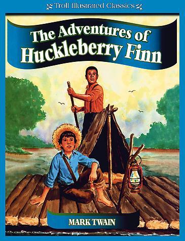 A literary analysis of the huckleberry finn