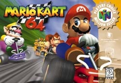 Mario Kart 64Box