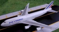 Sj Air France 747-400