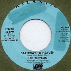 3. Stairway To Heaven