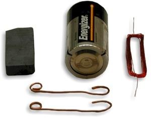 Battery Magnet