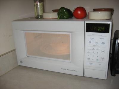 Microwave.Cooking