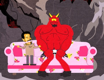 South Park Satan