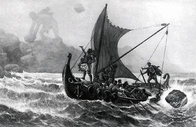 Large Odyssey