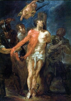 Willmann Flaying Saint Bartholomew.Jpg
