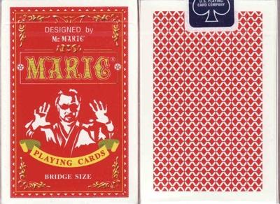 Cardsmaric Red