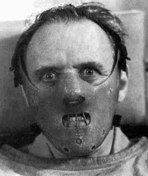 Anthony Hopkins Hannibal Lecter