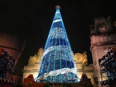 Wallcoo.Com Christmas Night Xmas Tree 48