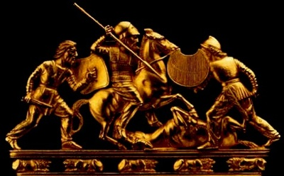 Scythian Warriors 2 Ac