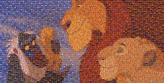 Famous Quotes Wallpaper Mobile Top 10 Amazing Mosaic Artworks Listverse