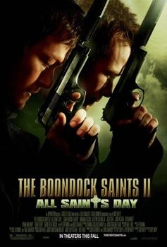 Boondock Saints 2 All Saints Day Poster