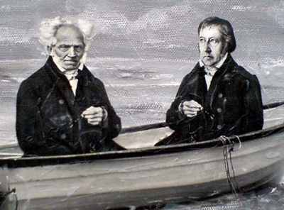 Schopenhauer And Hegel