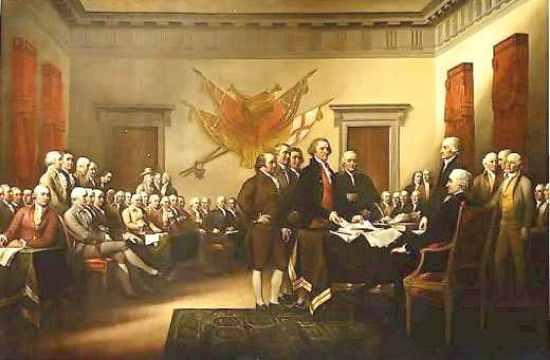 American Declaration Of Independence Presentation