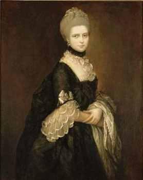 Gainsborough - Maria Walpole