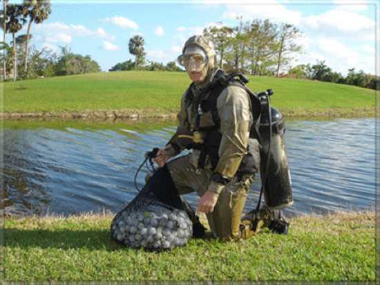 Golf-Ball-Divers