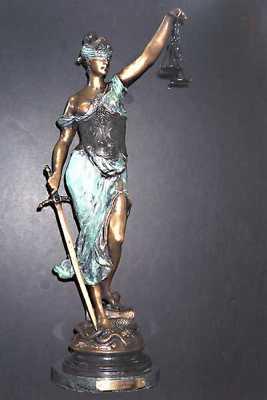 Bronzeladyjustice