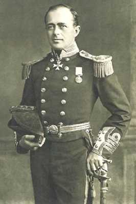 Robert Falcon Scott Of The Antarctic