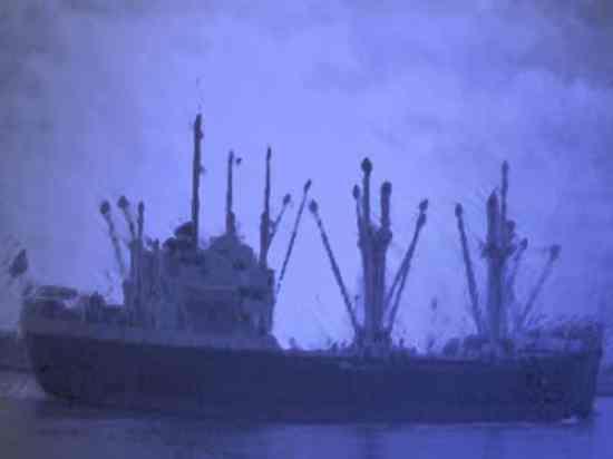 Ghost Ships Ourang Medan-