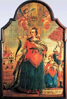 Saintquiteria