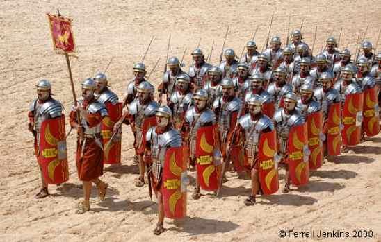 Jerash Soldiers Sm