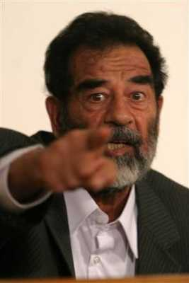 Saddam Hussein Sentenced To Death-771276