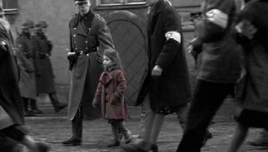 Schindlers List U Red Dress