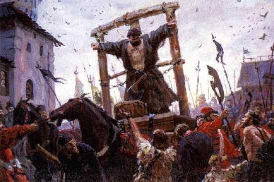 Sergei-Kirillov-Razin-Is-Going-An-Etude-For-The-Execution-Of-Stepan-Razin-01-1986-E1272437509188