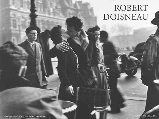 Hotel De Ville Kiss Robert Dosineau Barewallsdotcom