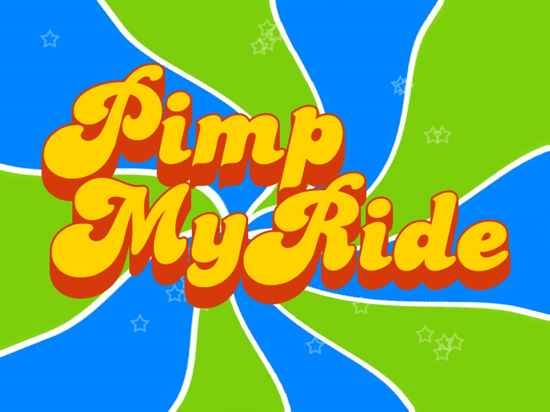 Movies Wallpaper: Pimp My Ride